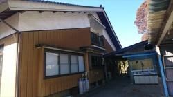 駒ヶ根市 外壁完成3