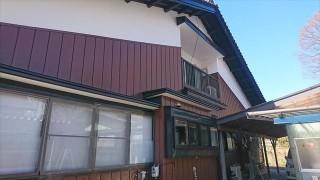 駒ヶ根市 外壁完成12