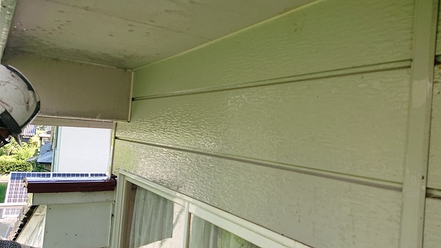 駒ケ根市下平外壁塗装洗浄7