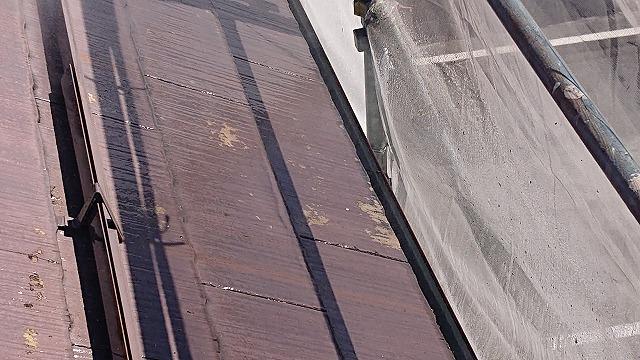 駒ケ根市コロニアル塗装洗浄5