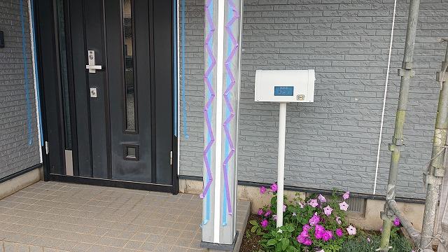駒ケ根市屋根壁遮熱コーキング5