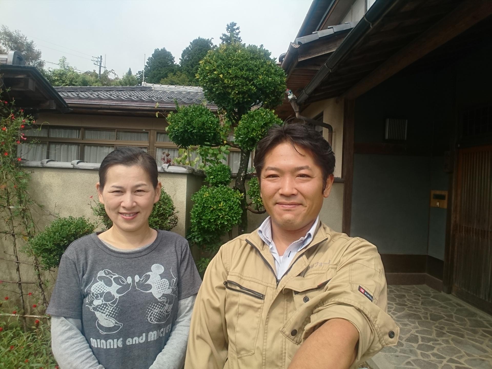 飯田市三日市場のI様邸 トタン屋根塗装工事 解体工事やりました!
