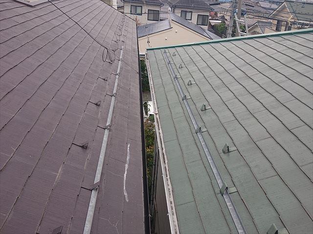 長野県松本市屋根カバー現調6