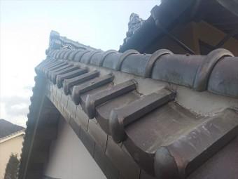 長野県飯島町鬼落下棟撤去16