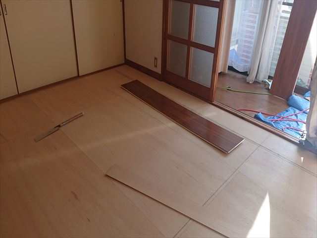 長野県飯田市松尾内装リフォーム11