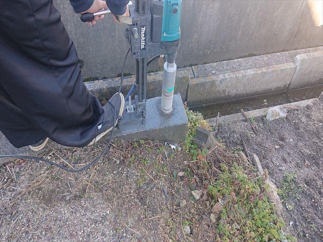 長野県飯田市松尾フェンス3