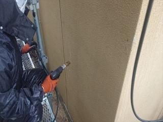 下條村外壁トタン屋根塗装洗浄5
