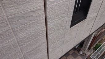 飯田市駄科外壁塗装コーキング交換2