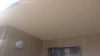 飯田市鼎外壁塗装軒天6