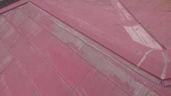 飯田市時又コロニアル屋根塗装現調5