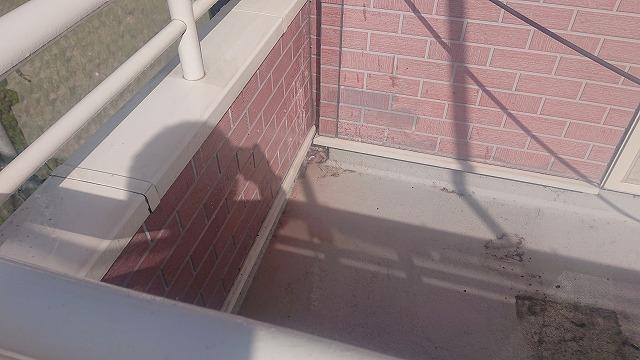飯田市北方外壁塗装洗浄3