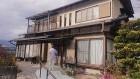 飯田市下久堅外壁塗装現調1