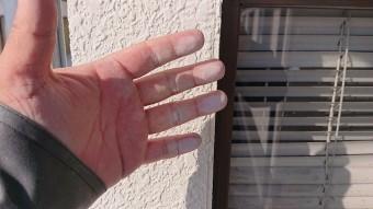 松川町屋根外壁雨樋交換現調4