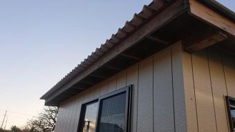 下伊那郡松川町屋根塗装他工事4
