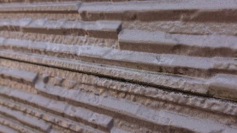 松川町外壁屋根塗装現調5