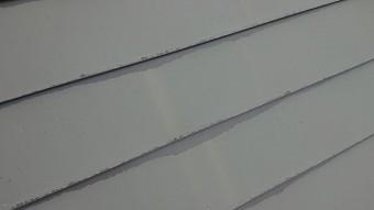 中川村トタン屋根塗装現調3
