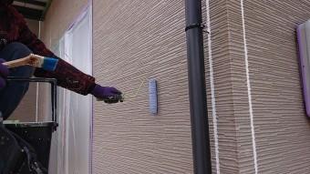 松川町外壁屋根塗装下塗り5