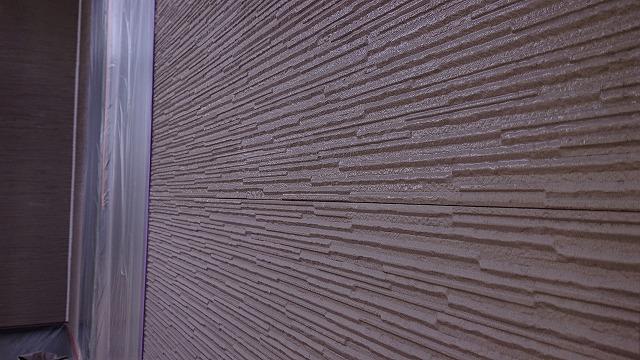松川町外壁屋根塗装下塗り6