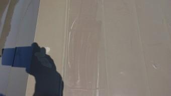 中川村トタン屋根塗装洗浄4