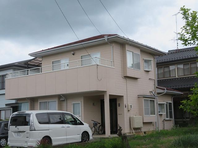 飯田市時又コロニアル屋根塗装現調6