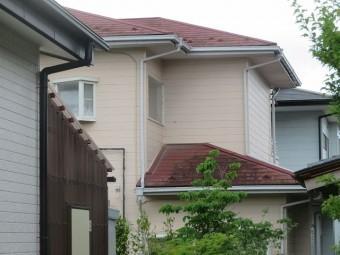 飯田市時又コロニアル屋根塗装現調7