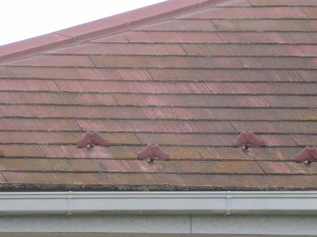 飯田市時又コロニアル屋根塗装現調9