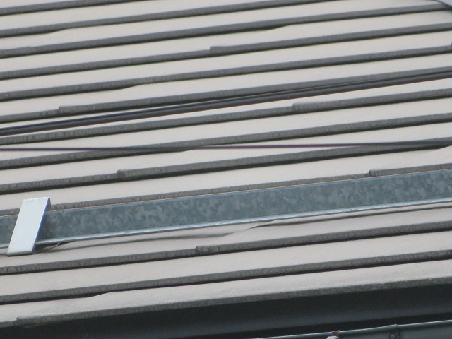 飯田市上殿岡 屋根外壁木部塗装現調2