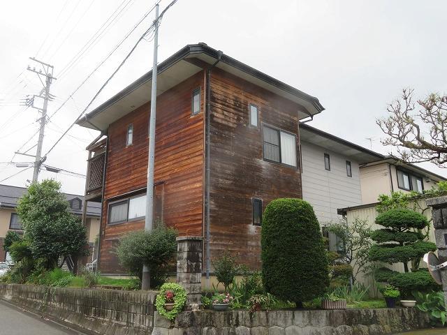飯田市上殿岡 屋根外壁木部塗装現調3