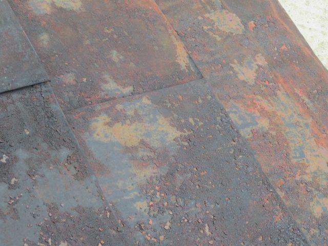 下條屋根塗装_サビ2