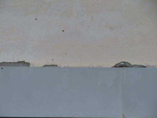 駒ケ根市下平外壁塗装_現調1