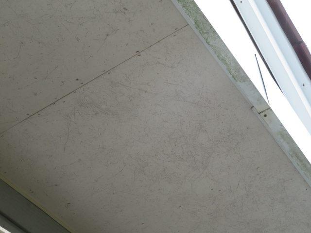 駒ケ根市下平外壁塗装_現調4