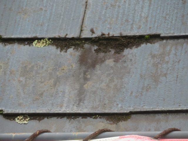 下伊那郡阿南町で屋根塗装とテントの貼替え工事を行いますー現地調査