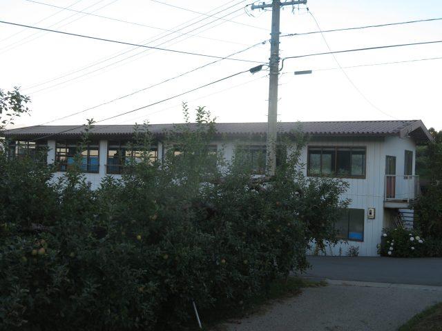 阿智村屋根塗装