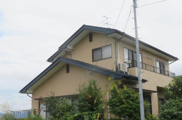 飯田市外壁2