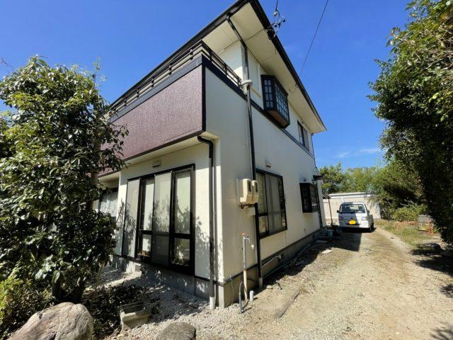 松川町外壁屋根塗装4