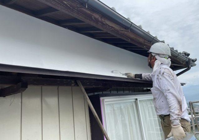 高森町屋根塗装_外壁2