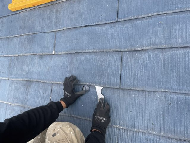 松川町外壁屋根塗装屋根塗装