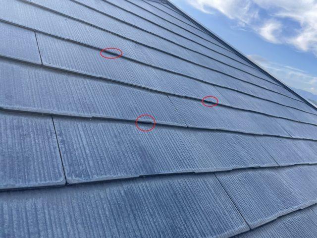 松川町外壁屋根塗装屋根