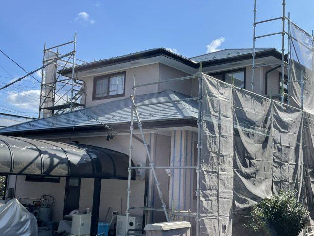 飯田市屋根塗装
