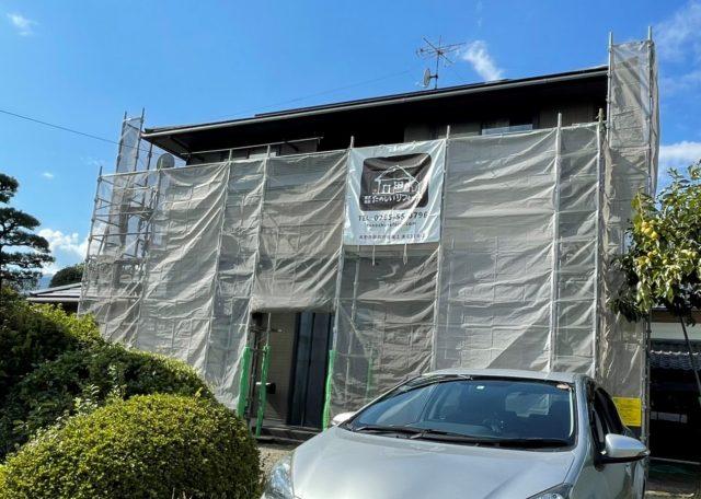 高森町外壁塗装