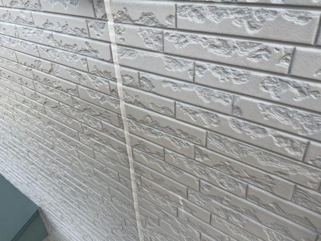 飯田市松尾上げ溝外壁改修