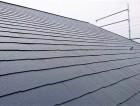 スレート屋根(コロニアル)の塗装完成です
