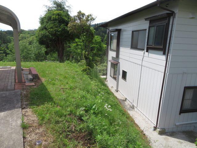 下伊那郡下條村にて渡廊下設置工事を行いました。―1