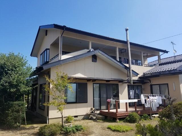 外壁屋根塗装工事EC5000完成しました!