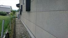 飯田市大瀬木外壁塗装現状2