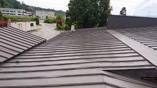 雨漏り工事完成です