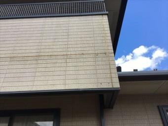 外壁材の傷み