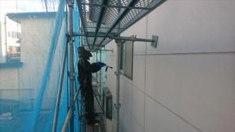 松本市洗浄AIC外壁4