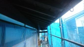駒ヶ根市外壁塗装漆喰2