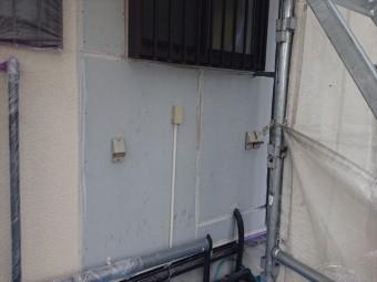 長野県宮田村パナホーム外壁貼り1